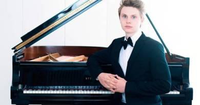 Al Maggio del Pianoforte il recital di Maximilian Trebo con Beethoven, Chopin e Schumann