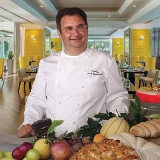Bio degustazione stellata con Chef Paolo Gramaglia, al via la stagione invernale del Bio Bistrot Petrarca 4