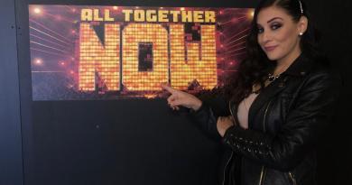 Lucya torna nel Muro di 'All Together Now' su Canale 5
