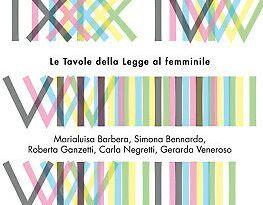 """SOCIETA' UMANITARIA – FONDAZIONE HUMANITER, Piazza Vanvitelli, 15 – Vomero, Napoli/""""Controdecalogo – Le Tavole della Legge al femminile"""""""