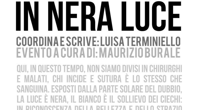 IN NERA LUCE: Performance dedicata alle Sette Opere di Misericordia di Caravaggio