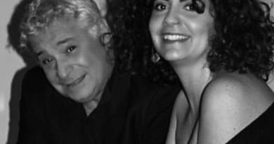 Riccardo Canessa e Francesca Curti Giardina a Palazzo Cascella