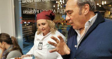 #Chefperunasera, vince Francesca Ghidini  ed è ok il format di Eccellenze Nolane all'Agriturismo di Città