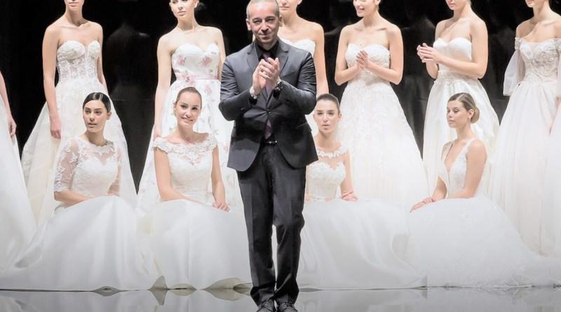 """Fine lockdown, Auletta (Impero Couture): """"Il wedding perderà il 90% del fatturato annuo"""""""