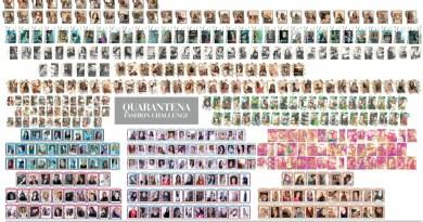 Quarantena Fashion Challenge