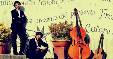 """NUOVA ORCHESTRA SCARLATTI   """"Chi Asso Duo"""" e """"Scarlatti per Tutti"""" per la conclusione della Rassegna """"Musica al Centro Antico"""""""