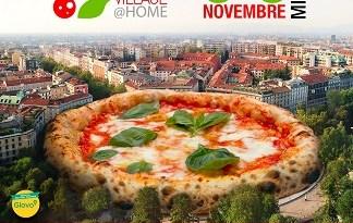 A Milano, dal 5 all'8 novembre, il Pizza Village @ Home