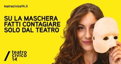 A TRE GIOVANI CASERTANI ALLIEVI DI MUTAMENTI / TEATRO CIVICO 14