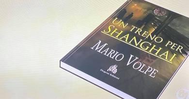"""""""Un treno per Shanghai"""" a Culturando, una puntata tra economia e letteratura."""