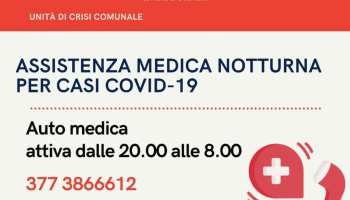 Ottaviano, riparte il servizio di automedica per i malati di covid