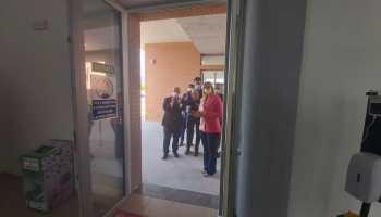 Covid, apre il centro vaccinale a Palma Campania