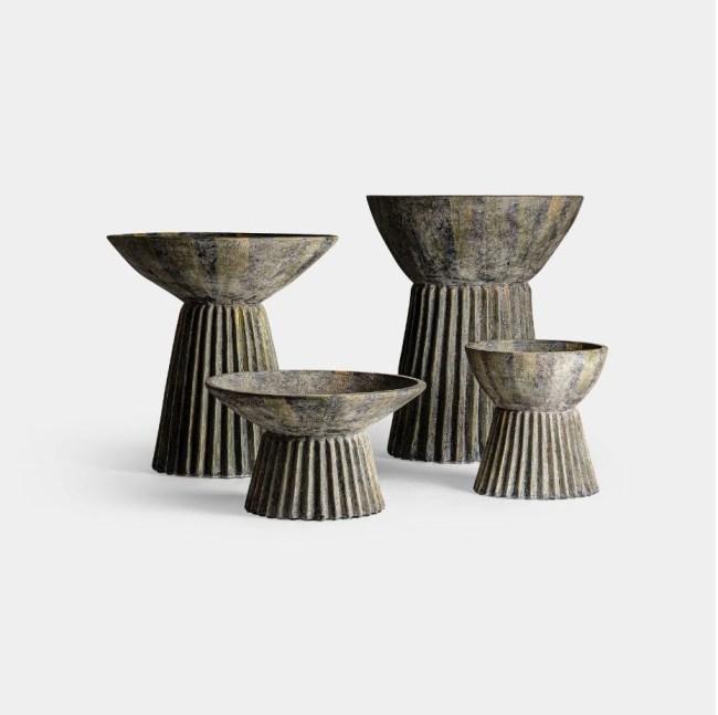 PLISSÉ è la prima collezione disegnata interamente da José Manuel Ferrero per VICAL DESIGN nuovo brand di VICAL HOME.