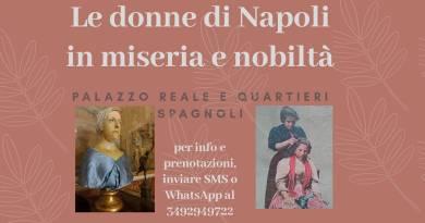 Le donne di Napoli in miseria e in nobiltà