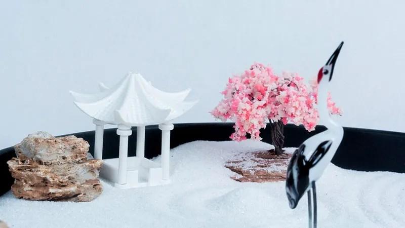 Giardino Zen In Miniatura I 5 Migliori Per Raggiungere La