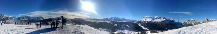 Alta Badia - Panorama