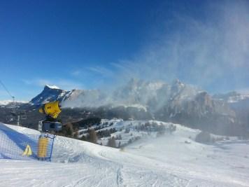 Alta Badia - Piste - Cannone