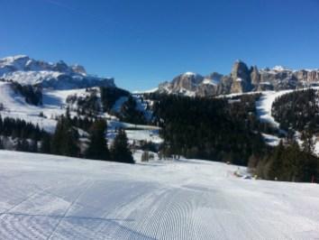 Alta Badia - Sassongher, Dolomiti
