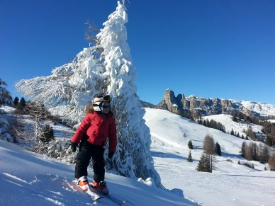 Alta Badia - Allieva