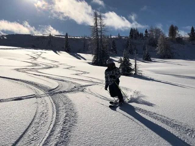 Maestri di sci Alta Badia Telemark - Copia