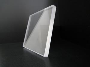 Plexiglass  Perspex Trasparente  PLEXIGLASS  PERSPEX TRASPARENTE SPESSORE 20MM