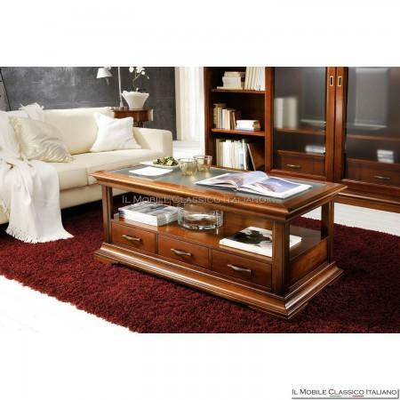 Tavolino salotto classico  Tavolino da salotto claasico