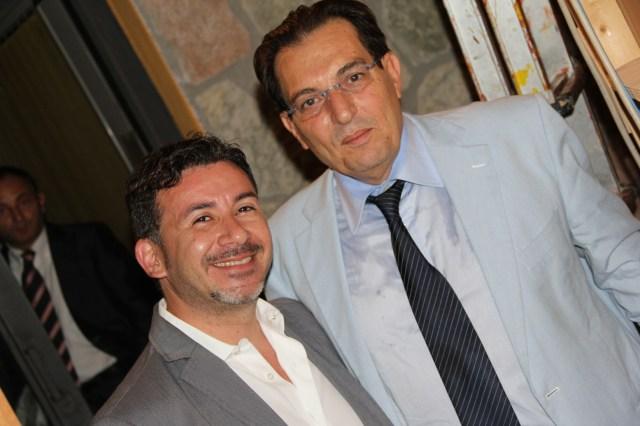 Rosario Crocetta e Francesco Panasci