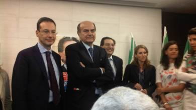 Bersani a Palermo
