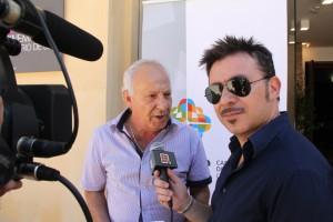 Nino Parrucca e Francesco Panasci