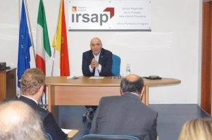 foto presidente Cicero a Trapani