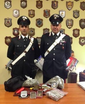 foto carabinieri arresti droga