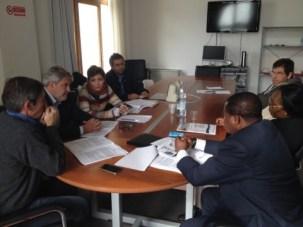 Riunione tecnica all'Iamc-Cnr di Capo Granitola  con Delegazione Guinea Equatoriale