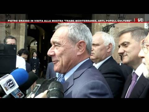 Pietro Grasso, Presidente del Senato, Candidato alla Presidenza della Regione Siciliana