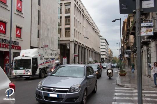COMMEMORAZIONI - CONCERTI - traffico a Palermo. Foto di Antonella Tantillo @copyright Panastudio