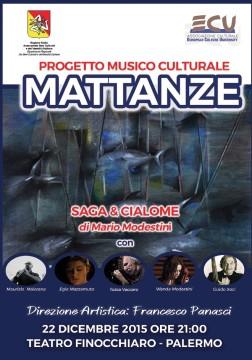 Locandina Mattanze