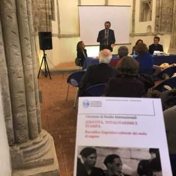 Rettore Micari apre il primo evento dei 210 anni di UniPa