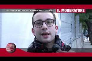 IL MODERATORE 273   OMOSESSUALITA', POLEMICA MANCINI-SARRI: IL PARERE DELLA GENTE