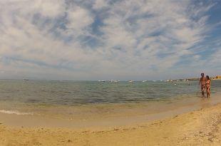 spiaggia - mare - donna