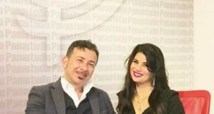 Avvocato Francesca Paola Quartararo ed il Dott. Francesco Panasci negli studi di SiciliaHD