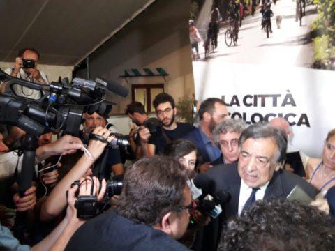 Leoluca Orlando, Sindaco di Palermo