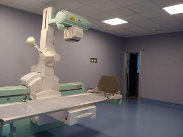 area radiologica