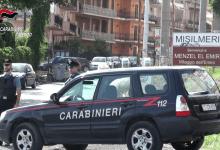 carabinieri - termini imerese - estorsione