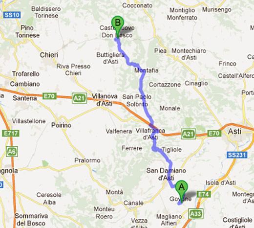 Distanza Don Bosco