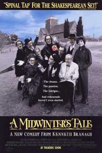 """""""Nel bel mezzo di un gelido inverno"""": l'essenza del teatro in un film"""