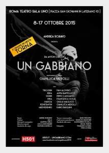 Gianluca Merolli: il suo Gabbiano torna a volare