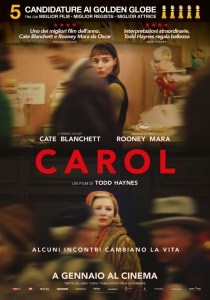 "RECENSIONE - ""Carol"""