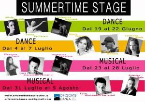 Orizzonte Danza: in arrivo le performance di fine anno degli allievi dei corsi di musical
