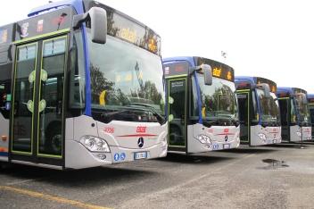 I nuovi Bus di ATAF