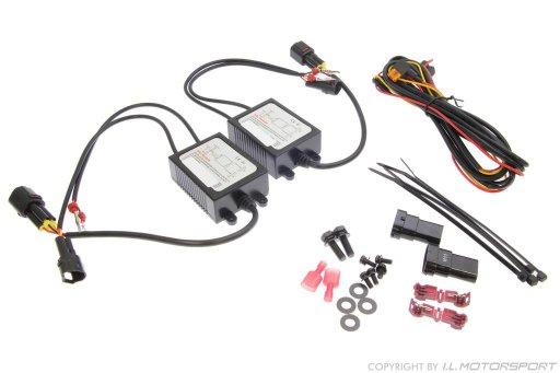 MX-5 LED Daytime Running Lights & Fog Lights