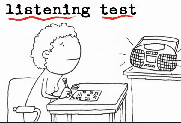 Contoh Soal Bahasa Inggris Listening Test Menggunakan Lagu