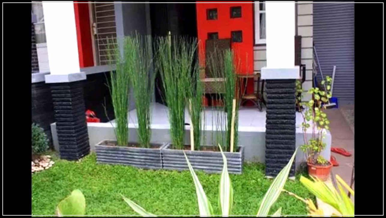 Konsep Desain Taman Rumah Minimalis Dengan Lahan Sempit  ilmutekniksipilcom